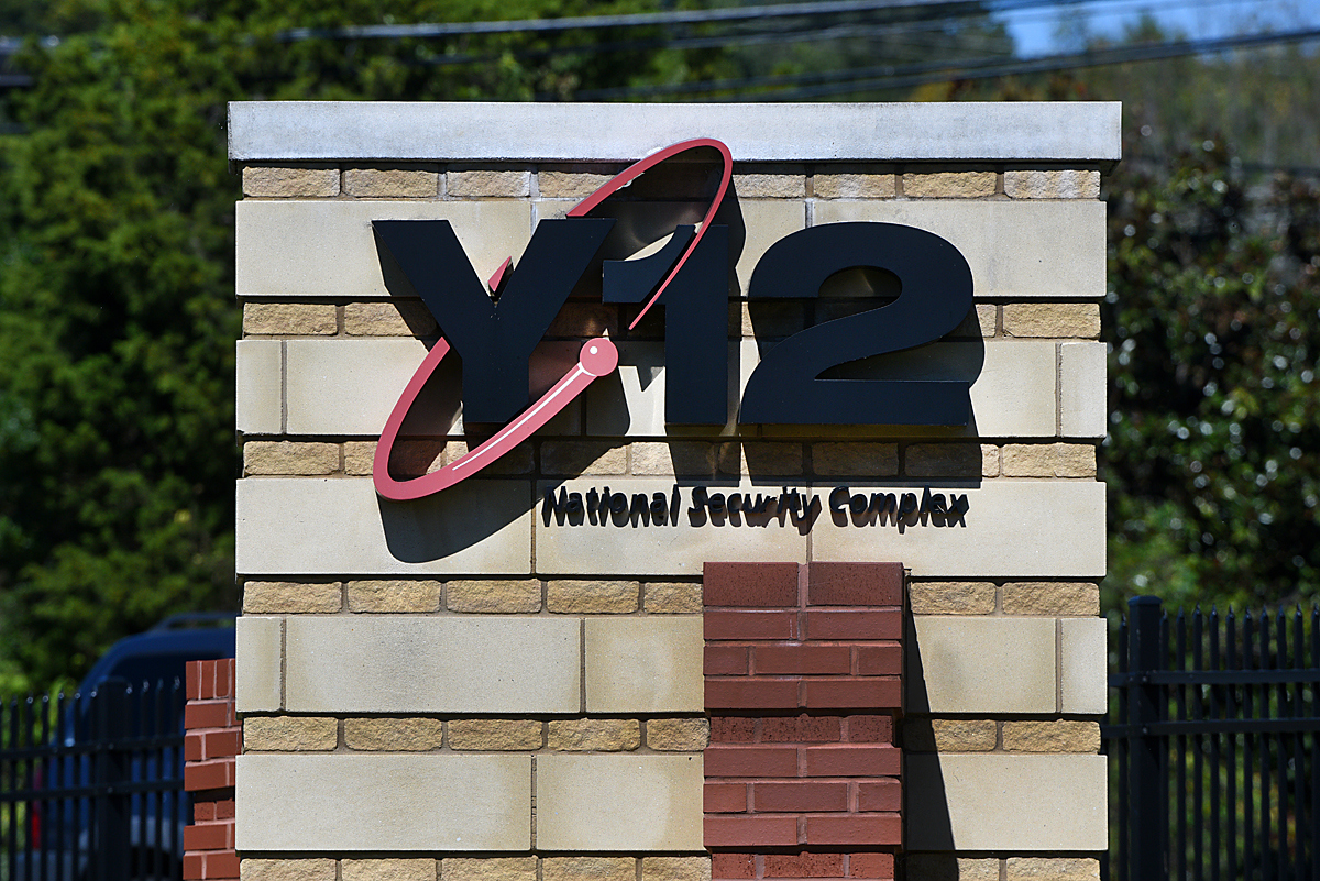 Y-12 National Security Complex in Oak Ridge Wednesday, Oct. 7, 2015. (MICHAEL PATRICK/NEWS SENTINEL)