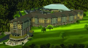 Camelback Lodge Rendering