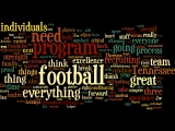Wordle: Butch Jones